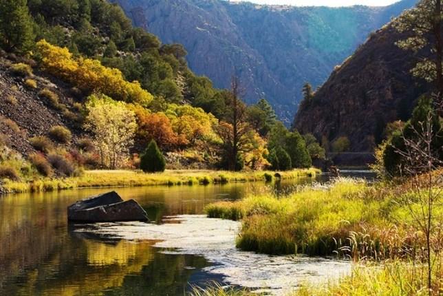 Black Canyon Montrose Colorado
