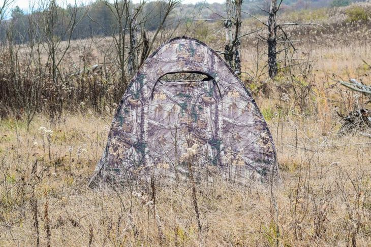 best ground blind