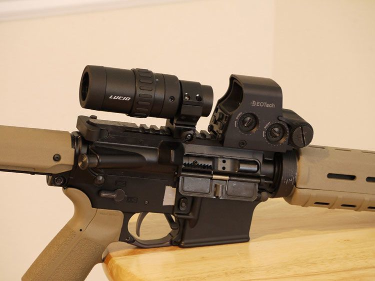 red dot magnifier reviews