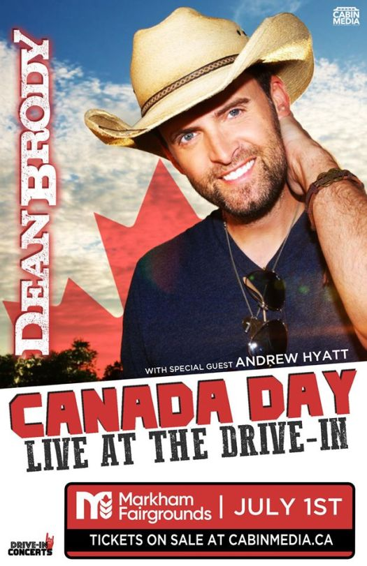 Grab Your Tickets For Ontario's First Ever Drive-In ...