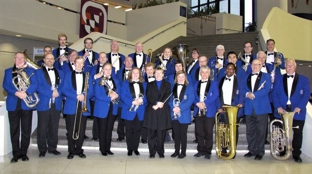 met silver band presents spirit of brass april 14 at the opera house