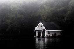Boathouse on the Bay