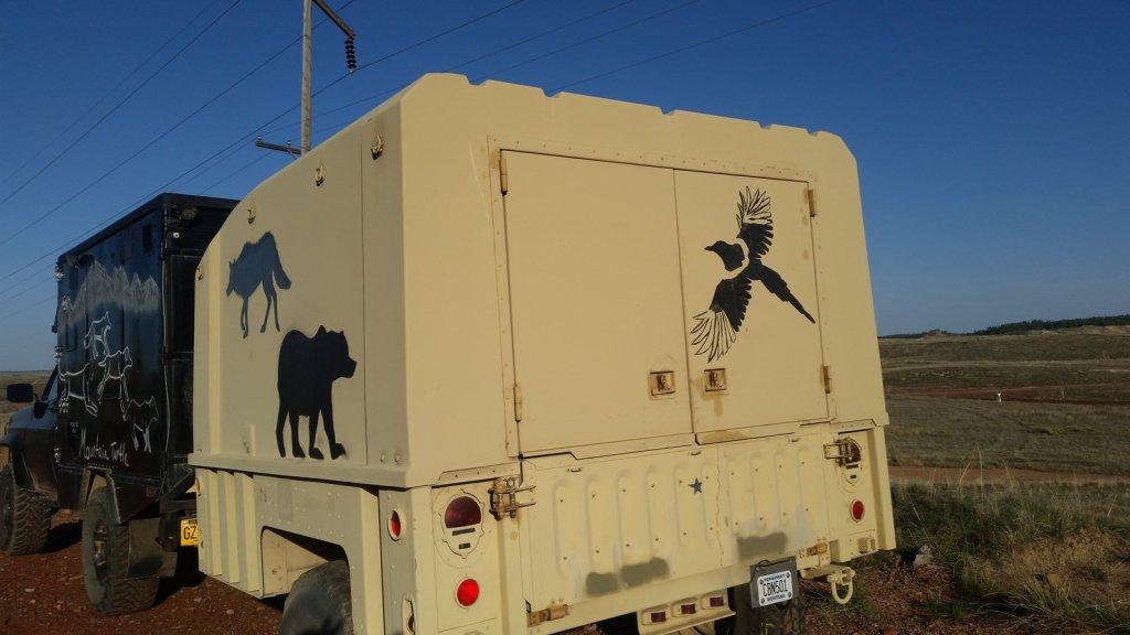 Camper Truck (M1010 Mountain Turtle)