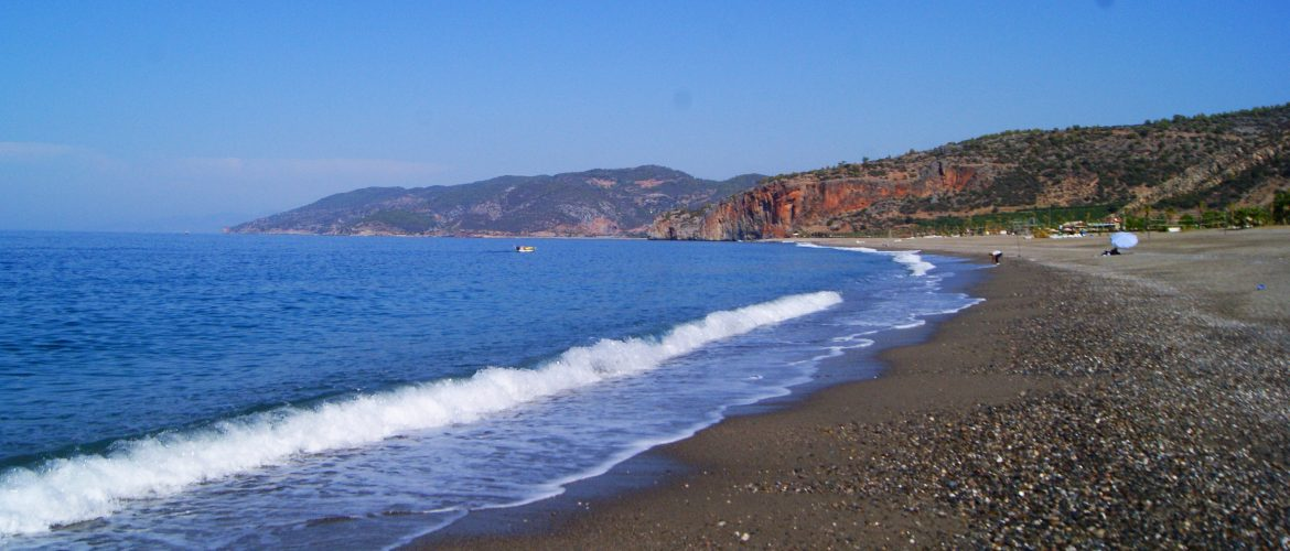 Gazipaca beach