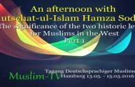 Ein Nachmittag mit Scheich Hamza Sodagar (Teil 1) Deutsch