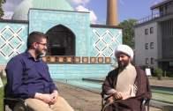 Interview mit Hudschat-ul-Islam  Hamza Sodagar