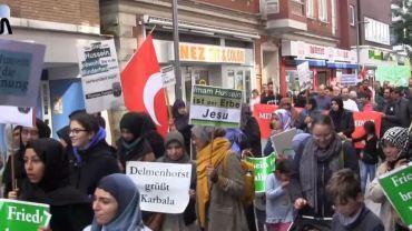 Aschura Friedensmarsch in Delmenhorst – 14.09.2019