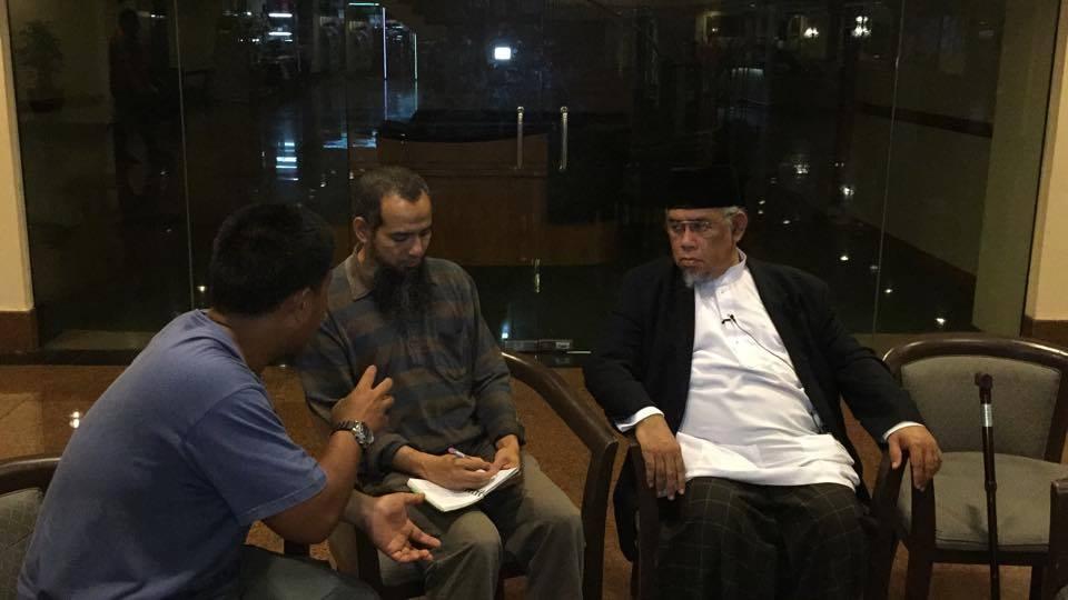 เลขาธิการมูลนิธิมุสลิมเพื่อสันติเยือน MAPIM มาเลเซีย พูดคุยแนวทางช่วยเหลือชาวโรฮิงญาร่วมกัน
