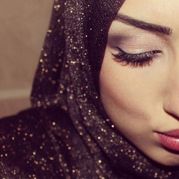 Фото на аватарку - девушка мусульманка