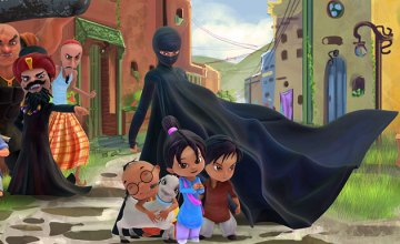 "The New Pakistani Cartoon ""The Burka Avenger"": Denying the Western Gaze"