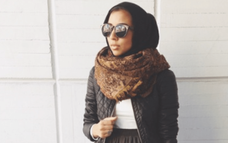 #MGBurritoLife: How to Look Cute Wearing a Blanket in Public