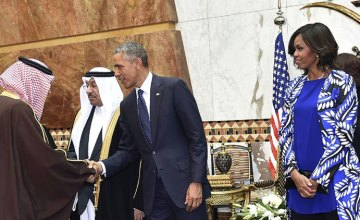 Michelle Obama's Visit to Saudi Arabia Isn't Liberating