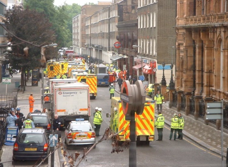 7/7 London Bombings: The Muslim Kids of a Police State