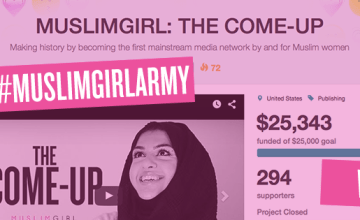 MuslimGirl.net Successfully Crowdfunds $25,000 for Ramadan of the Muslim Girl