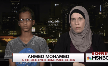 What Ahmed's Clock Means For a Muslim-American Mother