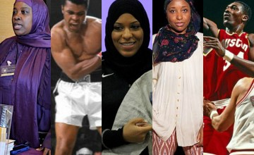 10 Inspiring Muslims Who Define #BlackExcellence