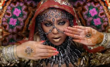 The History of Beyoncé's Coldplay Outfit & Whitewashing of Bollywood