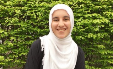 Meet the Muslim Girl Phenom Who's Taking Over the World One Ivy League at a Time