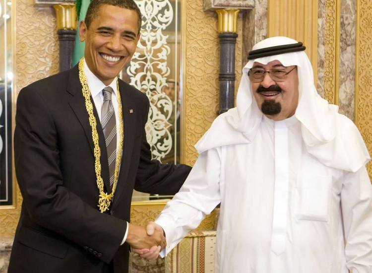 Saudi Arabia is Basically Blackmailing the United States Regarding 9/11
