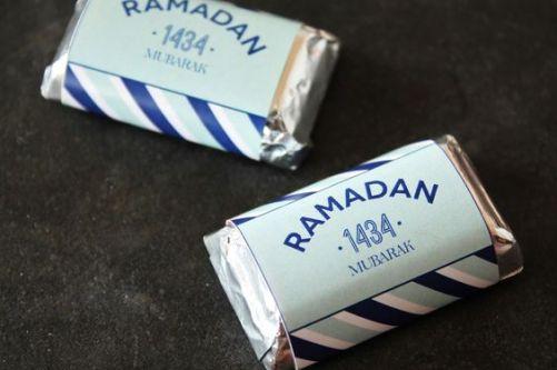ramadan chocolates