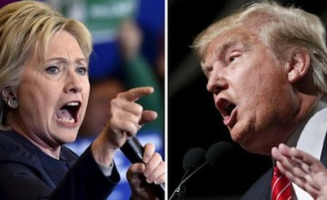 Donald Trump & Hillary Clinton Got Super Petty With Each Other on Twitter