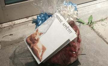 Quebec City Mosque Receives Pig Head in a Gift Basket During Ramadan