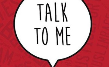 Qasim Rashid's Latest, 'Talk to Me,' is a Book You Didn't Know You Needed