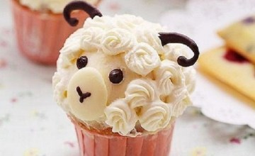 How to Make Delicious Sheep Cupcakes for Eid