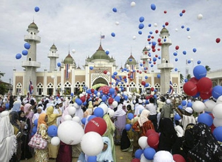 You Can Stop Freaking out Now: Eid Is on 9/12