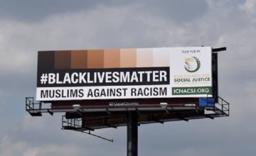 Black Lives Matter Billboard Reminds Everyone of Social Justice Issues