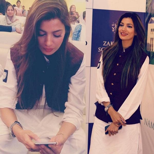 Rabia Butt Photo: Via her Instagram page iamrabiabutt