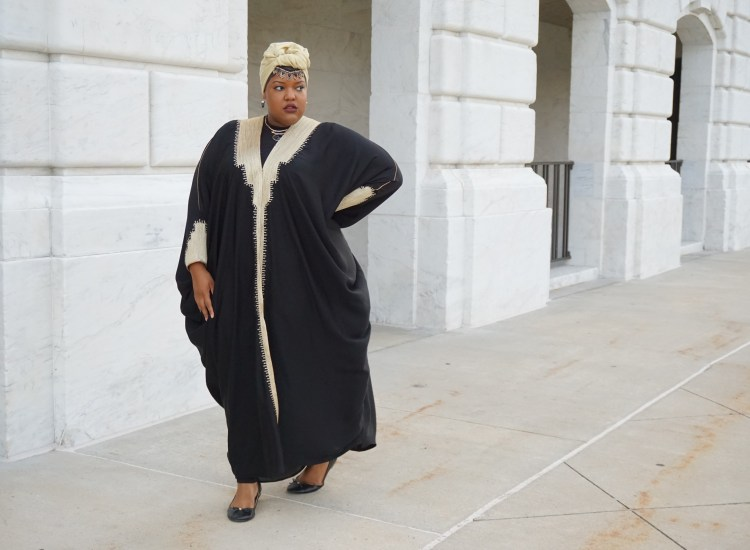 Style:  Try Rocking a Bisht!