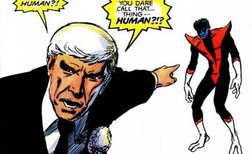 Muslims and X-Men: Why Trump Calling Out Non-Christians Is Terrifying
