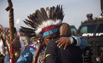 Today is the 47th National Day of Mourning for Native Americans
