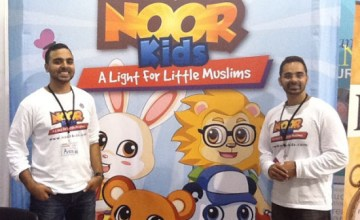 Meet the Executive Director of 'Noor Kids' — A Book Series for Muslim Children