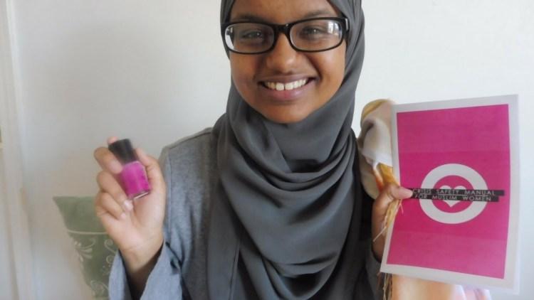 unbox muslim girl package