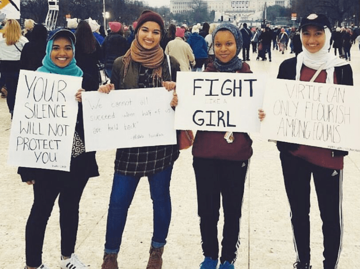 New Poll Confirms Muslim Women Aren't Going Down Without a Fight