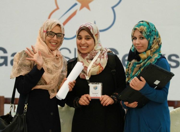 Inside Gaza's Vibrant Startup Accelerator, Gaza Sky Geeks