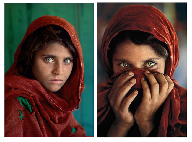 Ever Wonder What Happened to the 'Afghan Girl'?
