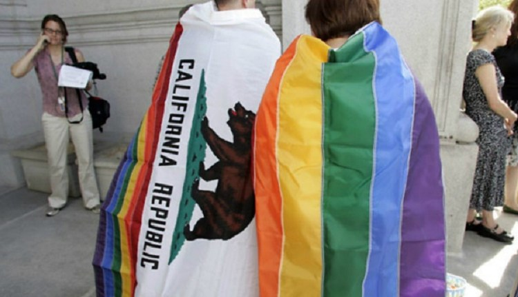 California Bans Government Travel to States Against LGBTQ