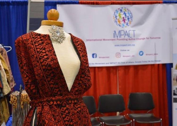 Impact-Aid: Empowering Women Through Fashion