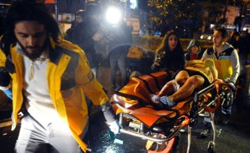 Search For Istanbul Nightclub Killer Continues After Killing 39, Wounding 69