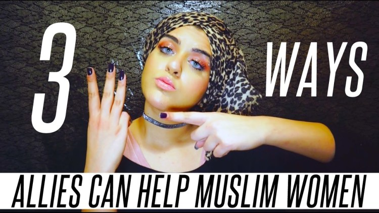allies muslim women