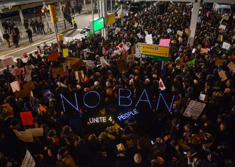I'm Not an Immigrant, so Why Should I Care About Trump's Ban?