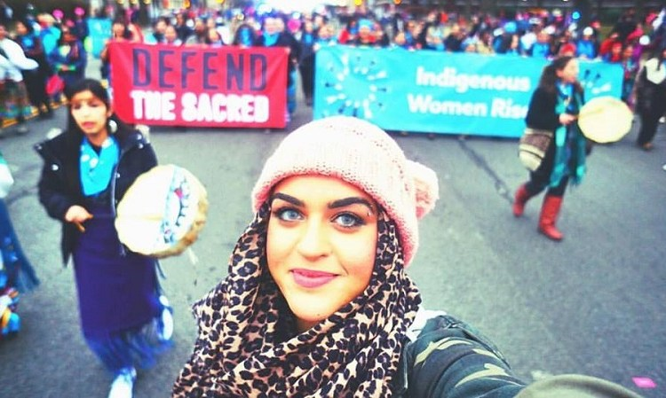 The Muslim Girl Army Reminds Us Why We March