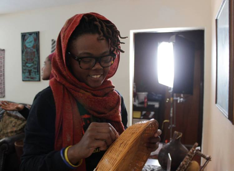 Meet the Black Muslim Filmmaker That Is 'Undefining' Labels