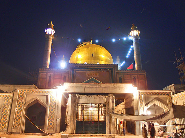 Shrine of Lal Shahbaz Qalandar attacked in Sehwan, Pakistan