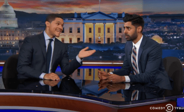 Watch Hasan Minhaj Explain the Positive Side of Trump's Muslim Ban