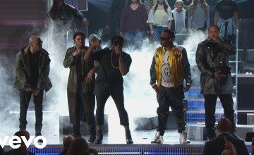 [WATCH] A Tribe Called Quest Disrupted the Grammys With Anti-Trump Performance