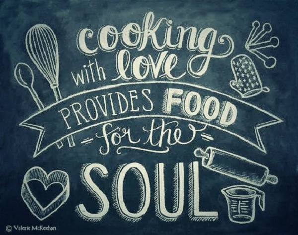 Image result for cooking for other people makes me happy